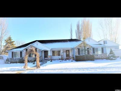 Highland Single Family Home For Sale: 6185 W 9680 N