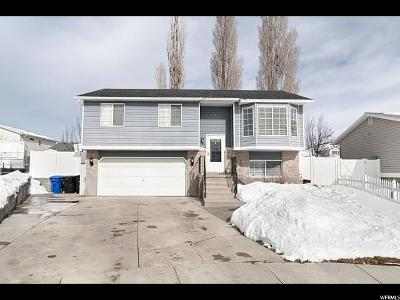 West Jordan Single Family Home For Sale: 5578 W Shadberry Cir