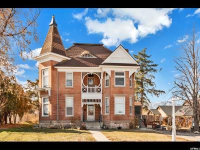 Grantsville Single Family Home For Sale: 5 N Center St