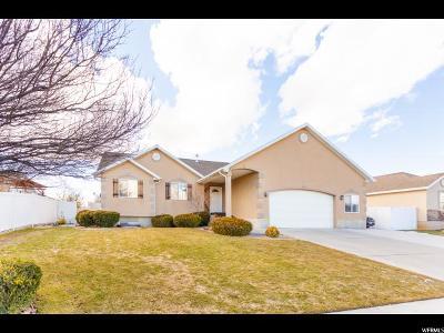 Spanish Fork Single Family Home For Sale: 1402 S 1270 E