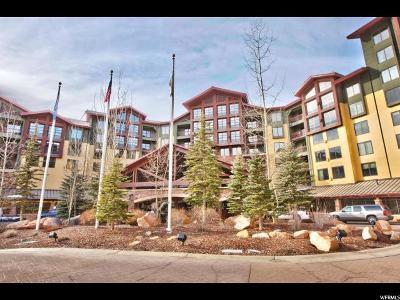 Park City Condo For Sale: 3855 N Grand Summit Dr #345 Q2