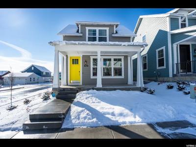 South Jordan Single Family Home For Sale: 10623 S Lake Terrace Ave W
