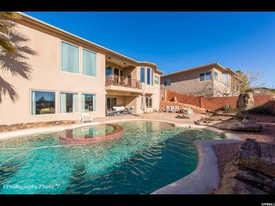 St. George Single Family Home For Sale: 1679 N Sonoran Dr W