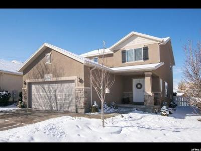Herriman Single Family Home For Sale: 12456 S Iron Sight Way