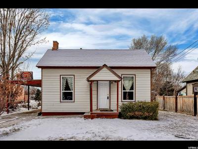 American Fork Single Family Home For Sale: 53 W 100 S