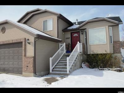 Nibley Single Family Home For Sale: 2527 S 800 W