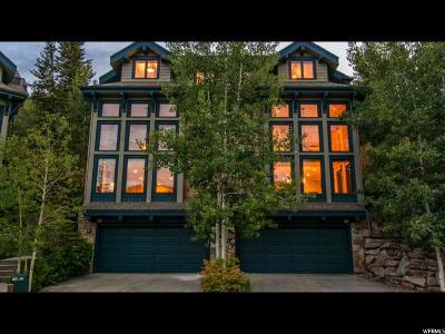 Park City Single Family Home For Sale: 670 Deer Valley Loop #1