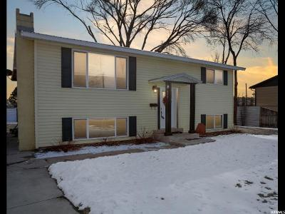 Lehi Single Family Home For Sale: 459 W 500 N