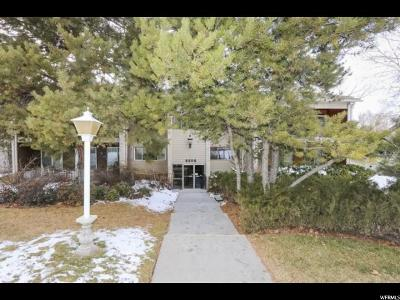 Salt Lake City Condo For Sale: 2556 S Elizabeth Street E #6