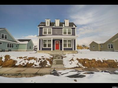 Kaysville Single Family Home For Sale: 308 N Angel St #502