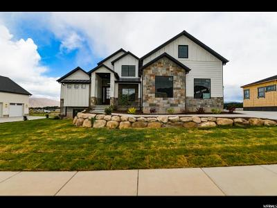 Payson Single Family Home Under Contract: 1002 W Temple Rim Ln #19