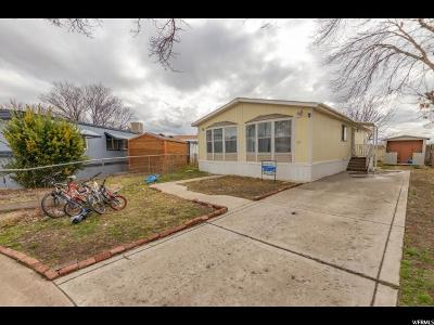 Salt Lake City Single Family Home For Sale: 705 S Redwood Rd W #117