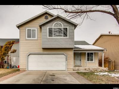 West Valley City Single Family Home For Sale: 2852 Westcove