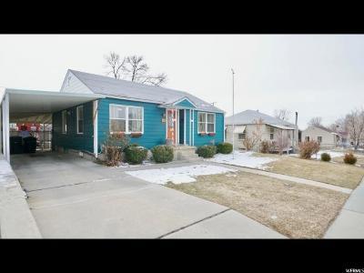 Provo Single Family Home For Sale: 1240 E 520 S