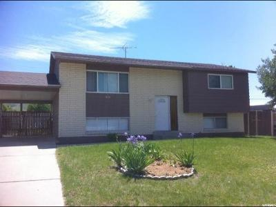 Tooele Single Family Home For Sale: 614 Oquirrh