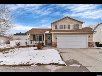 Lehi Single Family Home For Sale: 158 S 1475 W