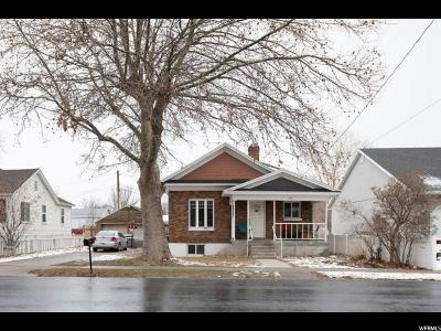 Spanish Fork Single Family Home For Sale: 335 N 100 W
