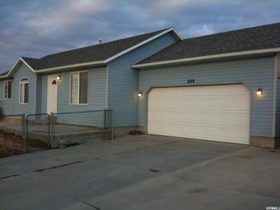 Tooele UT Multi Family Home For Sale: $260,000