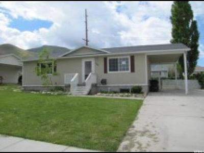 Tooele UT Multi Family Home For Sale: $250,000