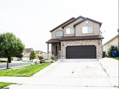 West Valley City Single Family Home For Sale: 4615 S Cape Ridge Dr W