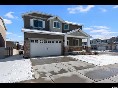 Herriman Single Family Home For Sale: 13343 S Moorfield Dr W