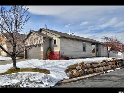 West Jordan Single Family Home For Sale: 5956 W Oakshade Ln