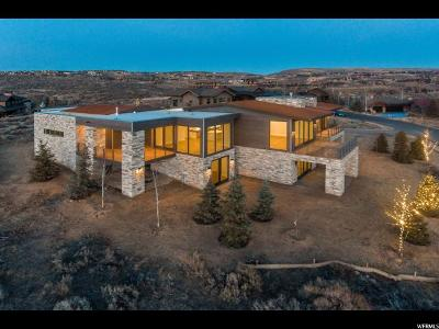 Park City Single Family Home For Sale: 2495 Westview Trl