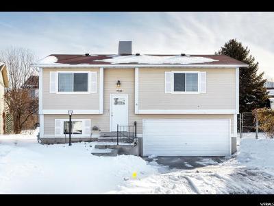 West Jordan Single Family Home For Sale: 7933 S 2840 W