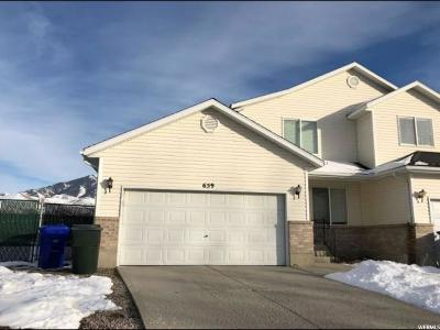 Tooele Single Family Home For Sale: 659 S 790 W