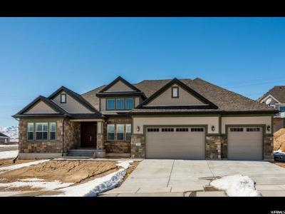 West Jordan Single Family Home For Sale: 7392 S 5765 W