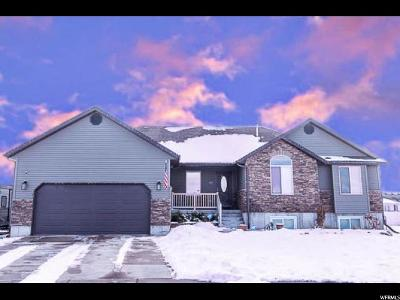 Nibley Single Family Home For Sale: 2687 S 850 W