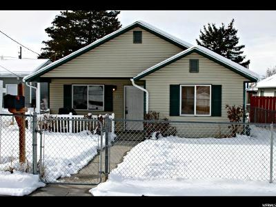 Tooele UT Single Family Home For Sale: $224,900