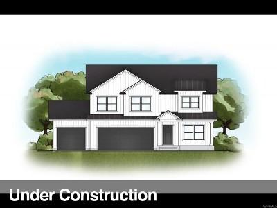 Salt Lake City Single Family Home For Sale: 1719 E Meadowmoor Rd S