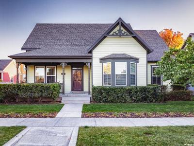 South Jordan Single Family Home For Sale: 4639 Zig Zag Rd