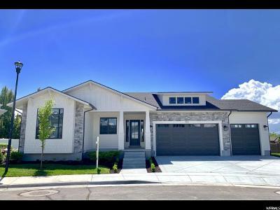 Sandy Single Family Home For Sale: 1612 E Baden Ln S #6