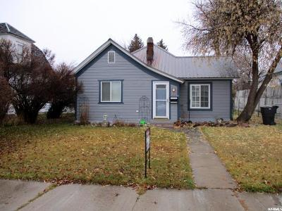 Single Family Home For Sale: 850 Grant St