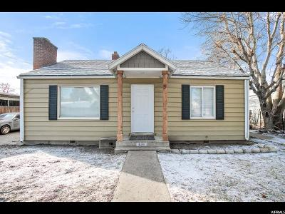 Provo Single Family Home For Sale: 821 W 1400 N