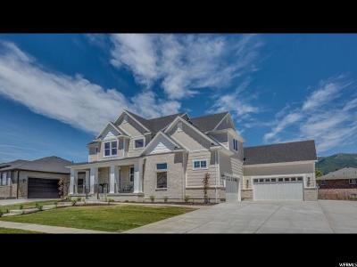 Kaysville Single Family Home For Sale: 657 S Knights Way