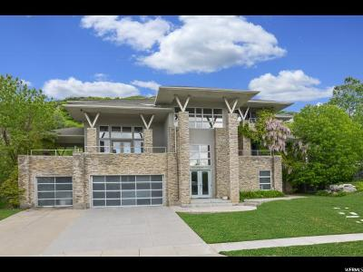South Ogden Single Family Home For Sale: 5304 S Skyline Pkwy