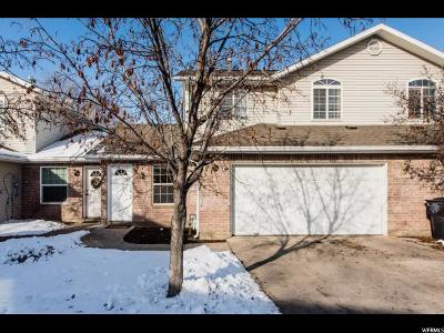 Nibley Townhouse For Sale: 1359 N Spring Ln