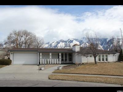 Sandy Single Family Home For Sale: 10363 S Larkspur Cir