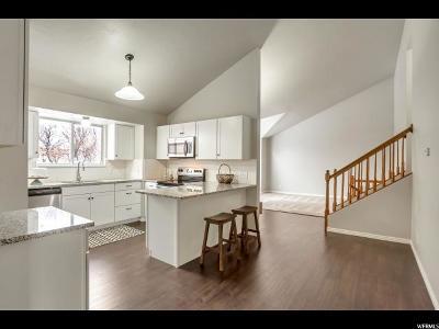 West Jordan Single Family Home For Sale: 3855 W Elwood Way S