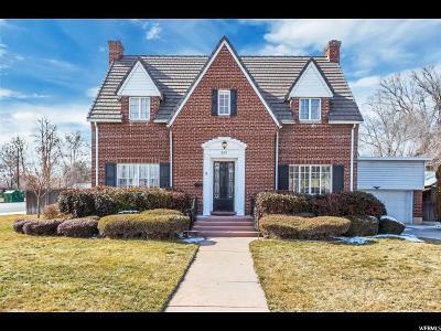 Lehi Single Family Home For Sale: 617 N 100 E