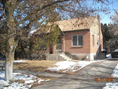 Logan Multi Family Home For Sale: 620 N 300 E