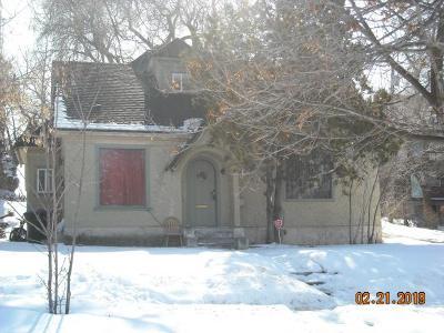 Logan Multi Family Home For Sale: 356 E 300 N