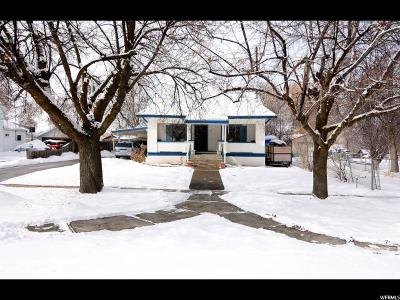 Hyrum Single Family Home For Sale: 61 N 200 W