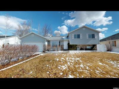 Lehi Single Family Home For Sale: 1742 N 750 E