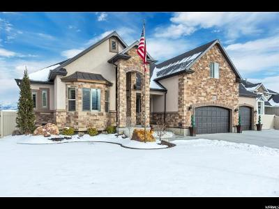 Herriman Single Family Home For Sale: 13223 S 5700 W