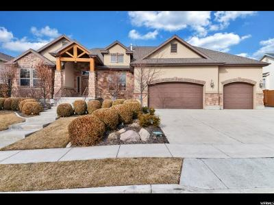 Lehi Single Family Home For Sale: 1363 E 550 N