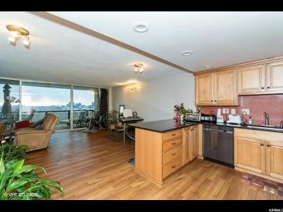 Salt Lake City Condo For Sale: 515 S 1000 E #402